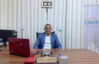 Sancar: Cumhurbaşkanımız Ersin Tatar'a yeni görevinde başarılar dilerim