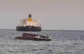Adana açıklarında Yunan tankeriyle çarpışan balıkçı teknesindeki dört kişinin cansız bedenine ulaşıldı.