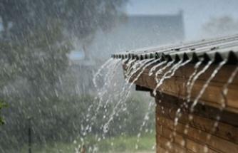 En fazla yağış Devlet Üretme Çiftliği bölgesinde kaydedildi