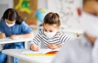 Bu Bölgeler Haricinde ki Diğer  Okullar Yüz yüze Eğitime Başlıyor