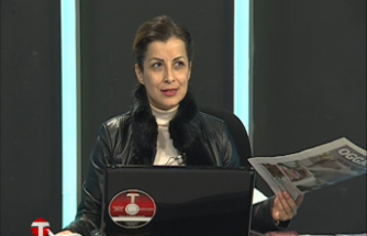 Depreme Canlı Yayında Yakalandı. Program Sunucusu Pınar Gözek Canlı Canlı Depremi Yaşadı.