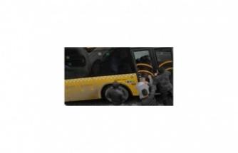 Otobüs şoförüne öldüresiye dayak