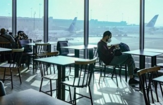 Virüs Korkusundan 3 ay Havalimanına Saklandı