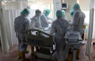 Yoğun bakımdaki hasta sayısı 4'e yükseldi