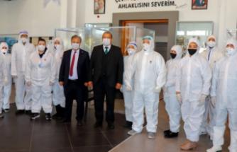 """Eski Sağlık Bakanı Ali Pilli: """"Her zaman halkımızın yanındayız"""""""