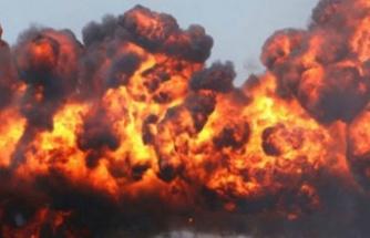 Ukrayna'da Patlama!
