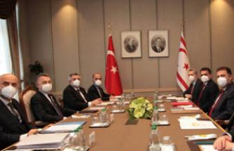 Ankara'da heyetler arası toplantı başladı