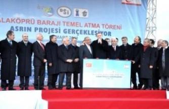 Cumhurbaşkanı Tatar Asrın Su Projesi'nin Yıl Dönümünü Ve 3.  Cumhurbaşkanı Erdoğlu'nun Doğum Gününü Kutladı