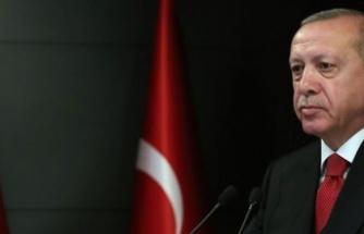 Erdoğan'dan Doğu Akdeniz mesajı