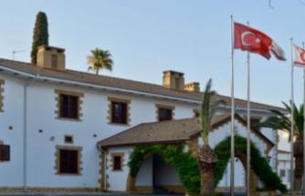 Ersin Tatar - Josep Borrell'i kabul etti