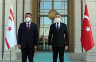 Oktay:Bu anlaşma ile KKTC'ye bu yıl 2 buçuk milyar Türk lirası yeni kaynak ayırıyoruz