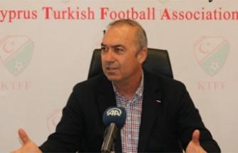 Sertoğlu: Gelecek sezonu planlayıp futbolu başlatmalıyız