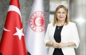 Türkiye Ticaret Bakanı Pekcan KKTC'de