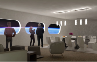 Uzaydaki ilk otel açılıyor: Aynı anda 400 kişiyi ağırlayacak