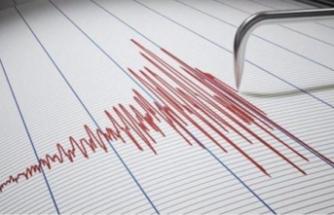 Yunanistan'da 6.2'lik deprem