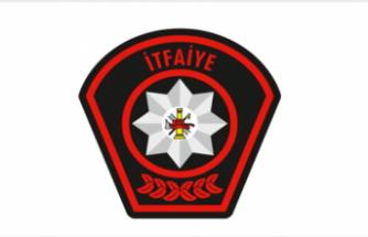Akova'da  Yangın