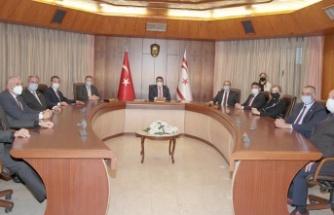 Bakanlar Kurulu toplantısına Ersin Tatar da katılacak