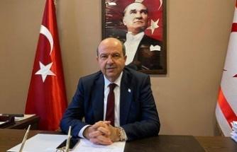 Cumhurbaşkanı Ersin Tatar'dan   Hasan Özerdem İçin  Taziye Mesajı