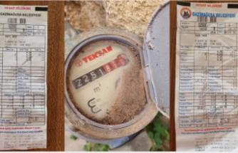 Dr. Cemal Mert, Mağusa'da belediye görevlisinin 'su faturasında sahtecilik' yaptığını iddia etti