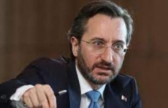 """Fahrettin Altun'dan '6-8 Ekim olayları' açıklaması: """"Katiller için hesap vakti. Bizim adalete inancımız tam"""""""