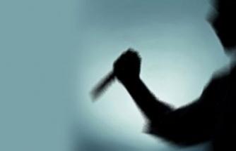 Gazimağusa'da bir kişi bıçaklandı