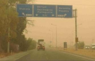 Meteoroloji Dairesi'nden toz uyarısı: Tedbirli olun