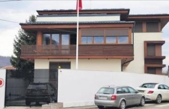 Türk Konsolosluğu ünlü şarkıcının evini kiraladı