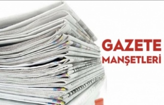 15 MAYIS GAZETE MANŞETLERİ
