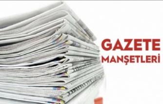 8 MAYIS GAZETE MANŞETLERİ