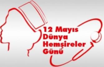 Bugün 12 Mayıs Hemşireler Günü… Kamu-Sen gün dolayısıyla mesaj yayımladı