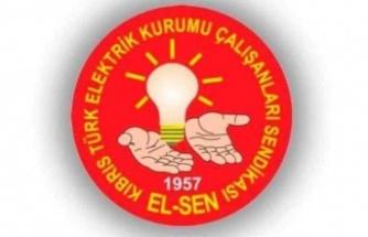 ELSEN, Ekonomi ve Enerji Bakanlığı önünde eylem yapıyor
