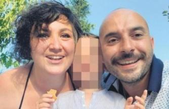 Şafak Susamcıoğlu: 4 yaşındaki oğluma içki içirip, yüzüne esrar üflüyor