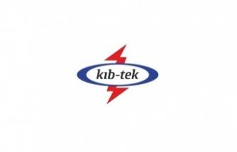 17 Haziran İçin  KIB-TEK Uyardı: Elektrik Kesintisi Olacak