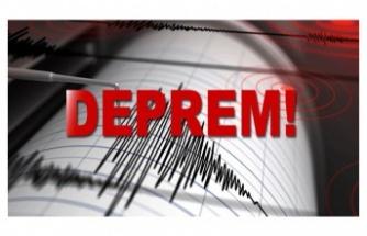 6.1 Büyüklüğünde Deprem! Dikkat: Tsunami Olabilir