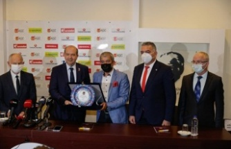 """Ersin Tatar: """"Rumların, Kıbrıslı Türklerle eşitlik temelinde ortaklık yapma niyeti yok"""""""