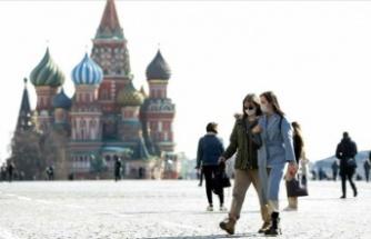Rusya Koronavirüs Tedbirlerini Uzattı