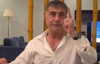 Sedat Peker'den Süleyman Soylu hakkında 'dosya' iddiası