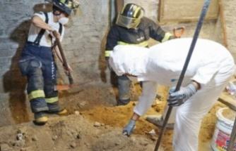 Seri katilin evinde 17 kişiye ait kemik parçaları bulundu