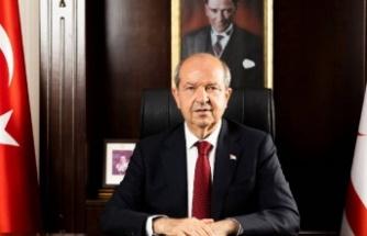 """Cumhurbaşkanı Ersin Tatar: """"Geçmiş olsun Türkiyem"""""""