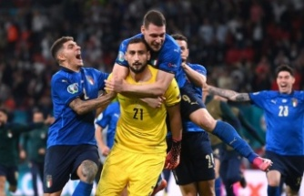 EURO 2020'nın En İyi Oyuncusu Resmen O takımda