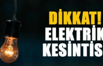 Güzelyurt ve Girne'de elektrik kesintisi