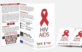 Kuir Kıbrıs Derneği'nin HIV-AIDS ile ilgili bilgilendirici kitapçığı çevrim içi olarak yayında