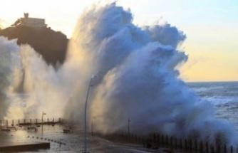 Marmara için tsunami uyarısı: İlk dalga 10 dakikada kıyıya ulaşır