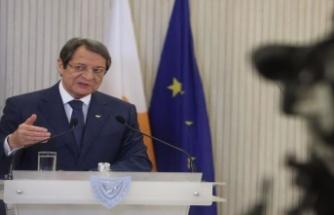 """Nikos Anastasiadis: """"Adada Türkiye'ye bağımlı yeni bir devletin kurulması kabul edilemez"""""""