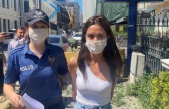 Oyuncu Ayşegül Çınar'ın 6 yıla kadar hapsi istendi