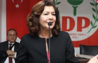 Özcafer, DP'den istifa etti