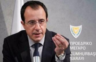 """Rum Dışişleri Bakanı Hristodulidis : """"Türkiye farklı çözüm modelleri hedefliyor fakat bunlar kabul edilemez"""""""