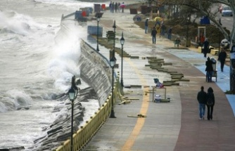 Tsunami uyarısı: Marmara'da ilk dalga 10 dakikada kıyıya ulaşır