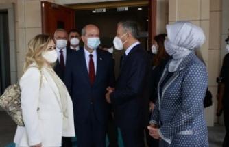 Cumhurbaşkanı Tatar İstanbul'da