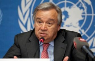 """Rum basını: """"BM Genel Sekreteri Guterres, 5'li görüşme için girişimlerde bulunuyor"""""""